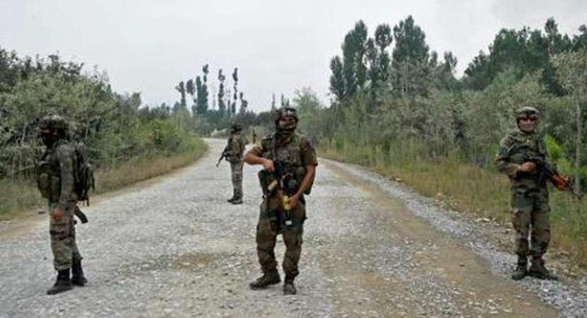 Security forces, militants clash in Kashmir's Kulgam district