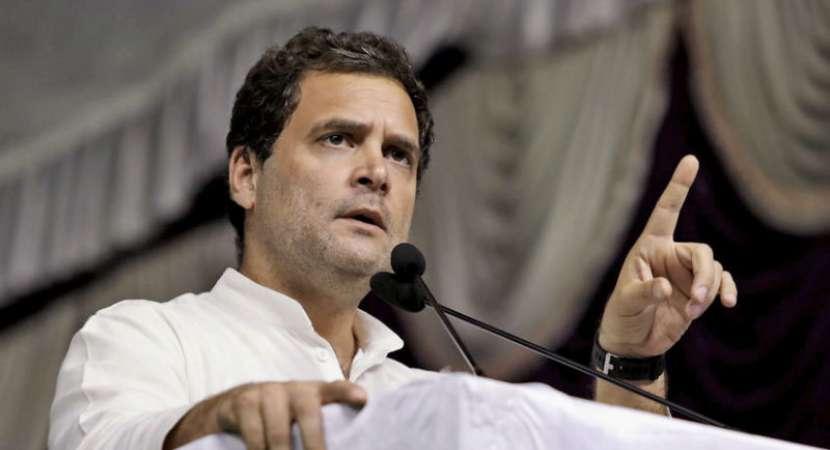 Hope Modi also fasts for UP custodial killings: Rahul Gandhi