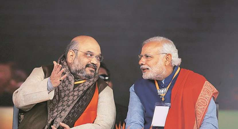 PM Modi, Amit Shah to lead protest on April 12