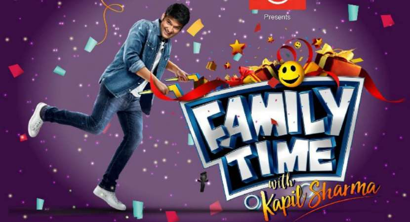 'Family Time with Kapil Sharma' got suspended