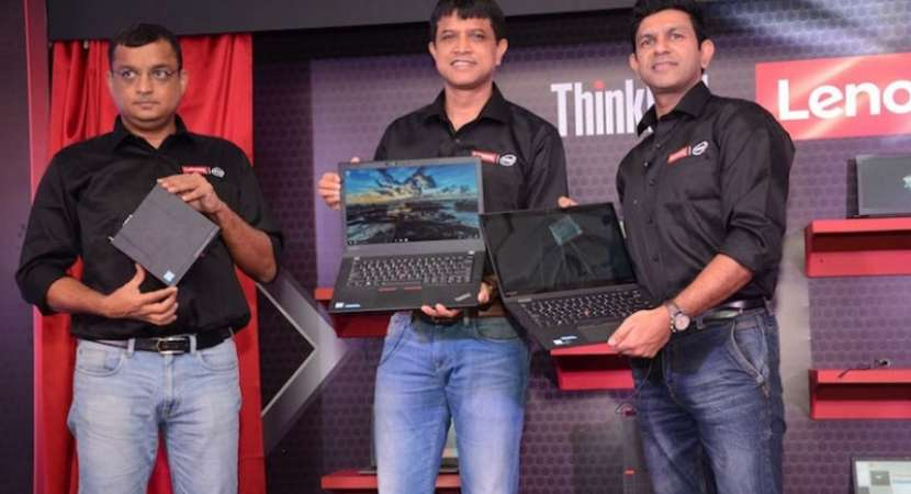 Lenovo introduces new 'Think' line-up in India