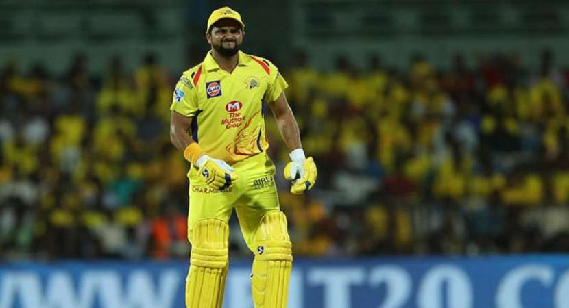 IPL 2018: Raina to miss CSK's next two games