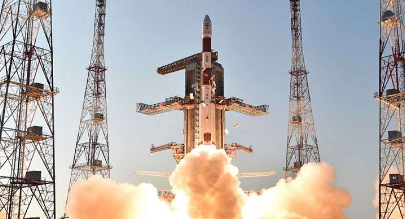 Indian rocket successfully puts into orbit navigation satellite