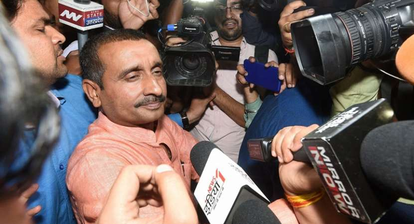 Unnao rape case: CBI questions BJP MLA, speaks to victim