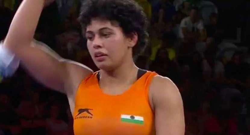 CWG 2018: Wrestler Pooja takes silver in women 57 kg category
