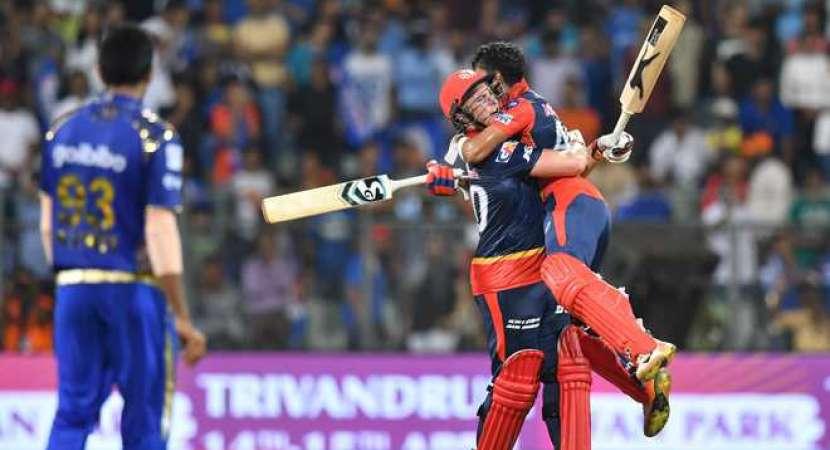 IPL 2018: Delhi Daredevils register thrilling win over Mumbai Indians