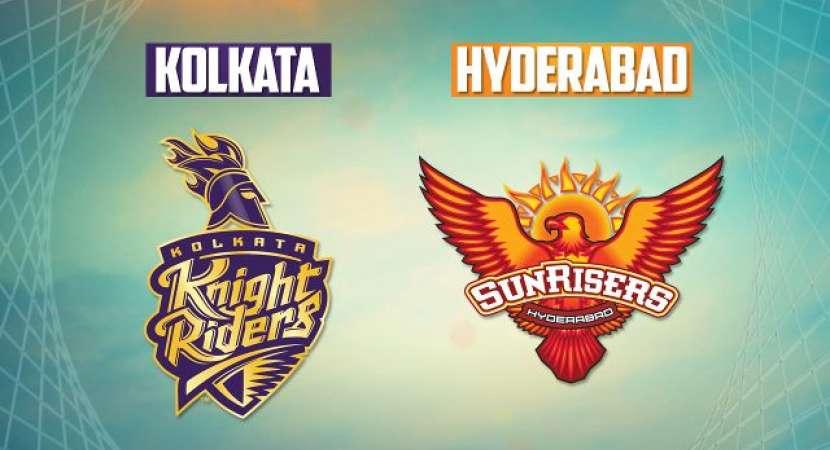 IPL 2018 Live Score, Kolkata Knight Riders vs Sunrisers Hyderabad