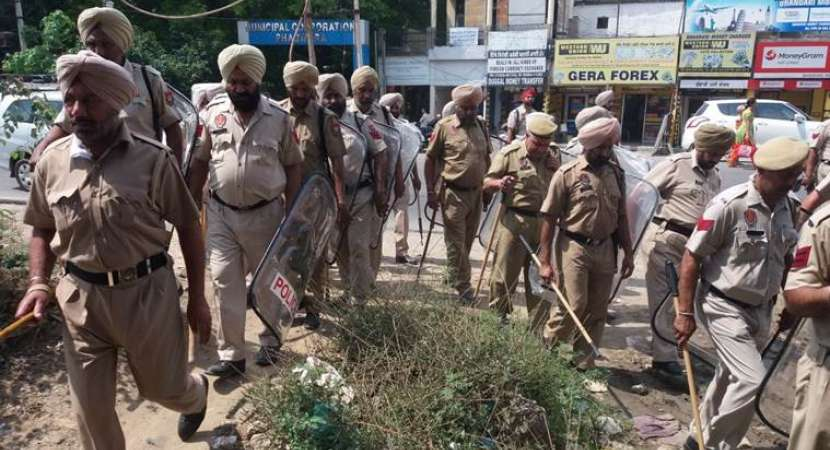 Phagwara clash: Internet services suspended in four districts of Punjab