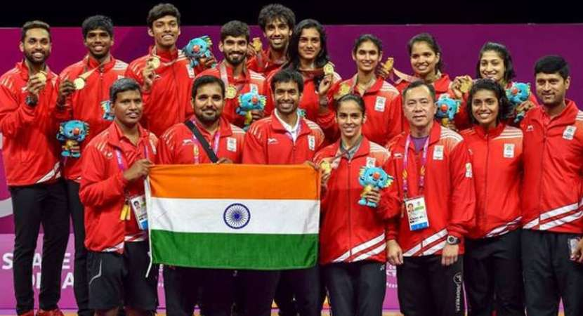 CWG 2018: India ends at third spot with 26 Gold medals - final tally