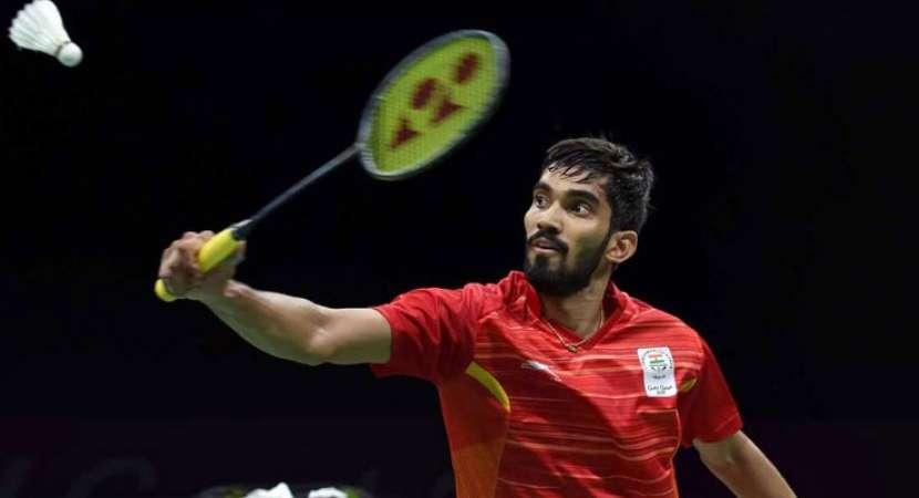 CWG 2018: Indian shuttler Srikanth settles silver medal