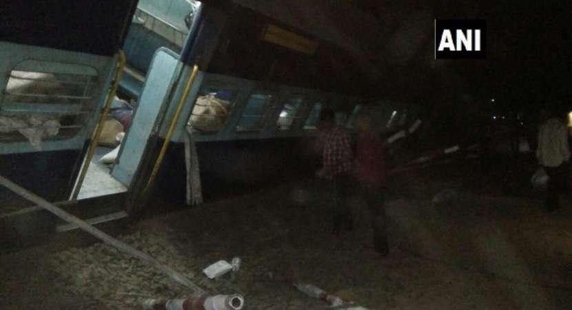 Coaches of Katni-Chopan passenger train derail in MP, no information of casualties