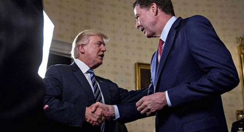 Donald Trump morally unfit to be President: James Comey
