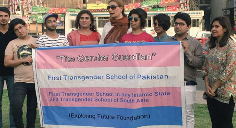 Pakistan opens first school for transgenders