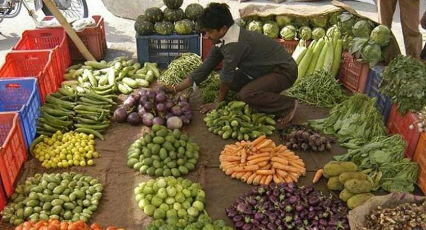 India's wholesale inflation in March stood at 2.47%