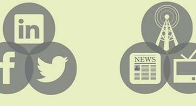 Will social media replace traditional media as democracy's fourth pillar?