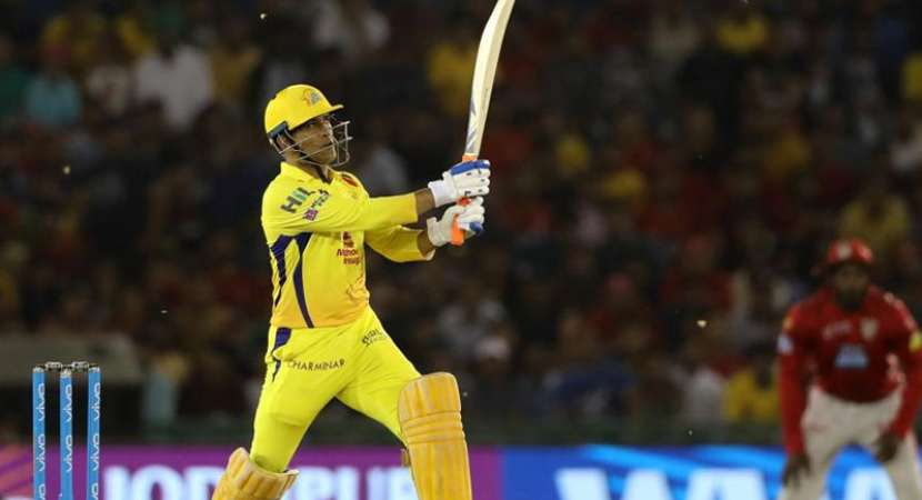 IPL 2018: Dhoni's 79 goes in vain as Punjab win by 4 runs
