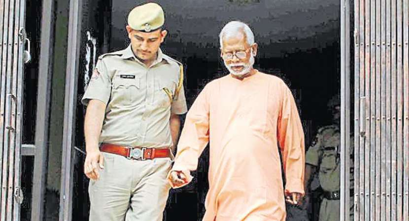 NIA release Aseemanand accused in Mecca Masjid blast in Hyderabad in 2007