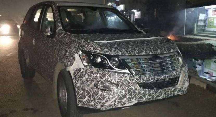 Mahindra XUV500 facelift: Launch date, price and specifications