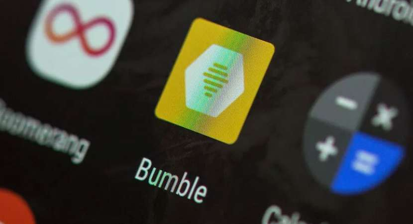 Log in with dating app 'Bumble' without Facebook