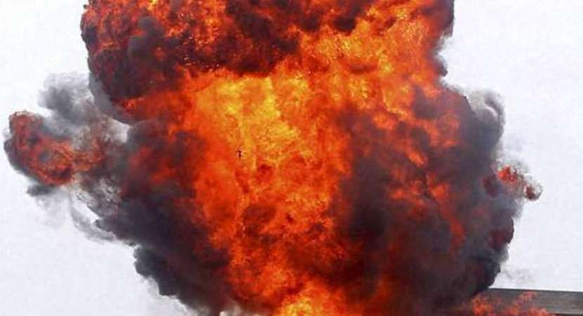 Bomb explosion near Indian Embassy in Nepal