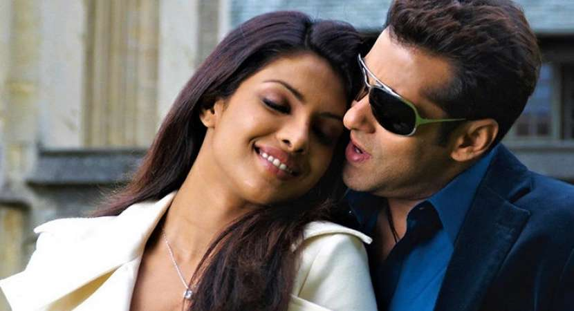 Priyanka Chopra confirmed as heroine in the Salman Khan's upcoming movie Bharat