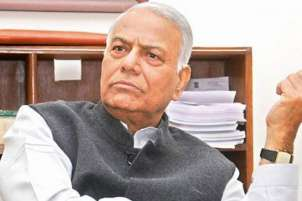 Yashwant Sinha quits BJP, begins campaign 'save the democracy'