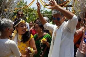 Milind Soman to tie the knot with Ankita Konwar: See pics