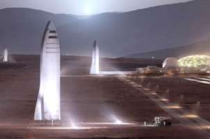 SpaceX to build Mars rockets in Los Angeles
