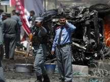 Kabul blast kills 10, injures 56