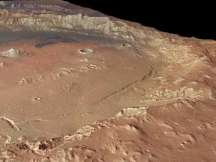 NASA's Curiosity rover: Study finds lakes on Mars dried up 3.5 billion years ago