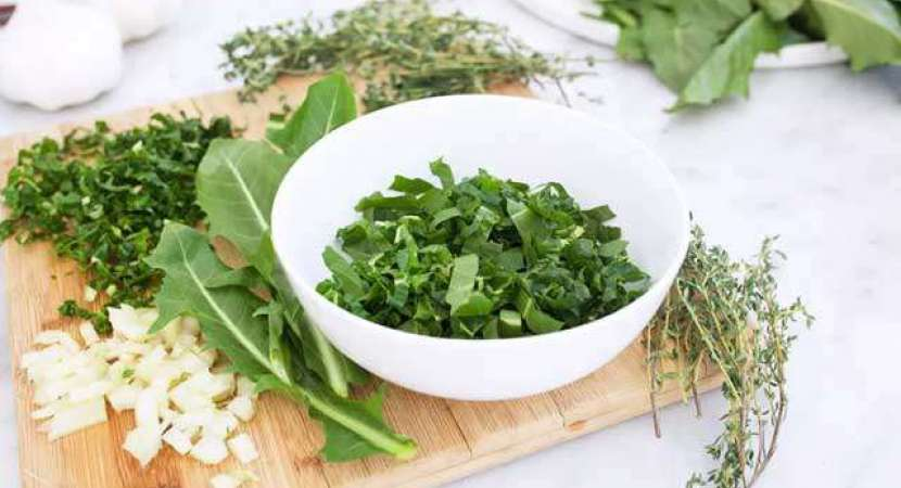 For a healthier and happier life, add six herbs to include in your daily diet
