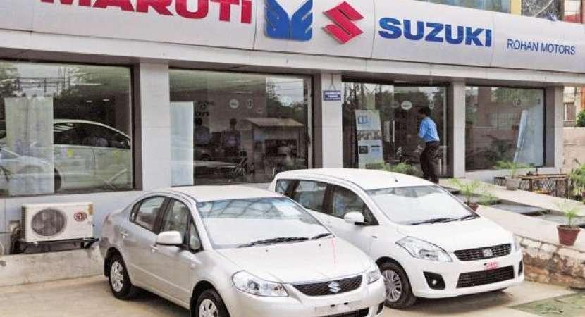 Maruti Suzuki Q4 profit hit by higher taxes, interest cost