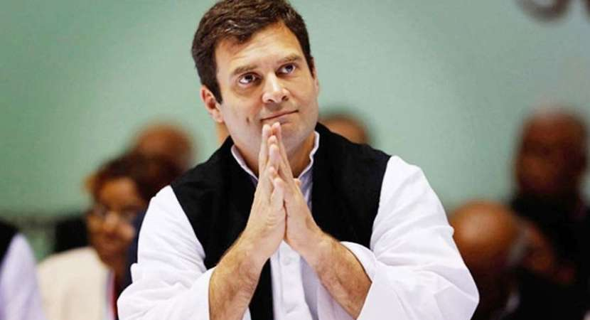 BJP manifesto to reflect ideals of RSS, Reddy brothers: Rahul Gandhi