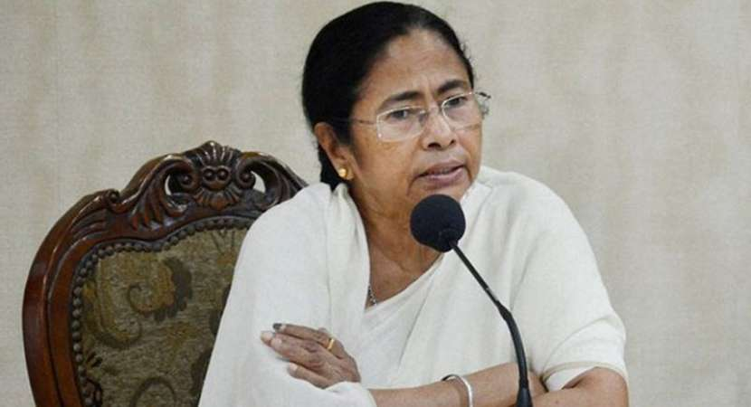 Why can't Centre take care of Red Fort: Mamata