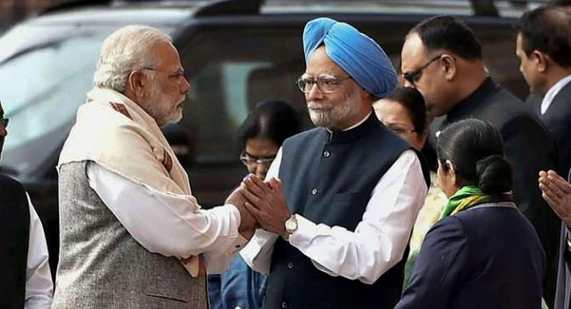 Under PM Modi India's democracy is in danger: Manmohan Singh