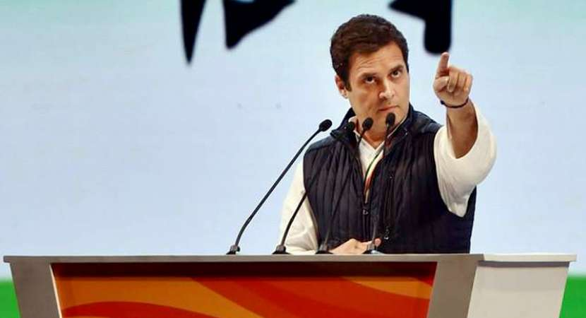 Rahul Gandhi slams PM Modi, says hard to find truth in his words