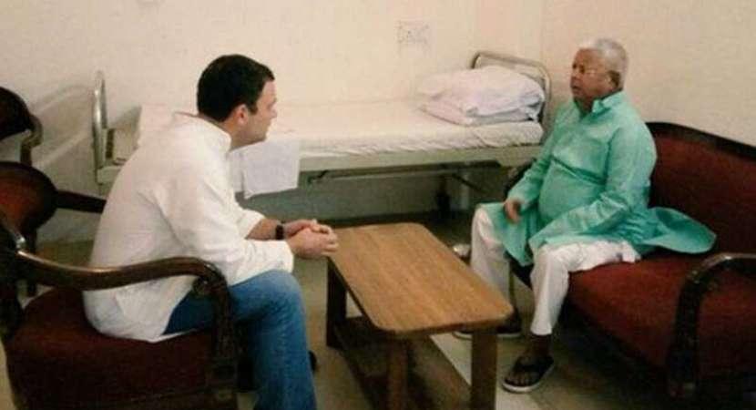 AIIMS discharge Lalu Prasad Yadav, he claims 'political conspiracy'