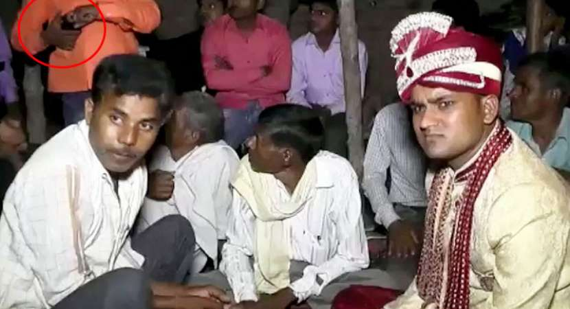 Groom in UP 'accidentally' killed during 'celebratory gunshot' by a friend