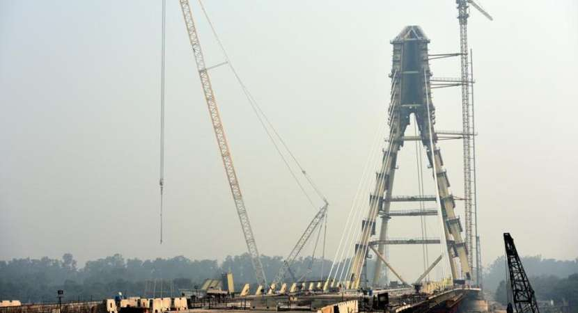 Signature Bridge construction likely to pick up pace