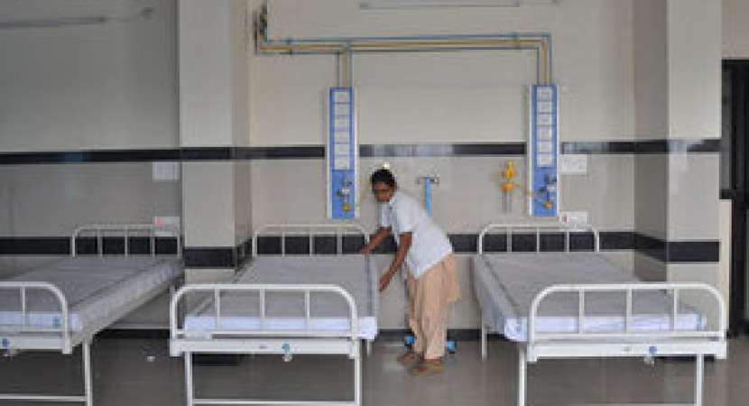 Cabinet approves new 100-bed hospital in Delhi