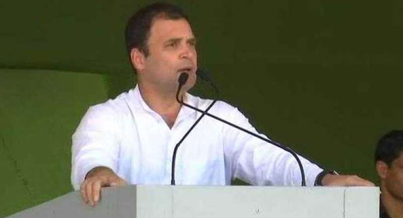 PM's words must have truth, weight: Rahul Gandhi