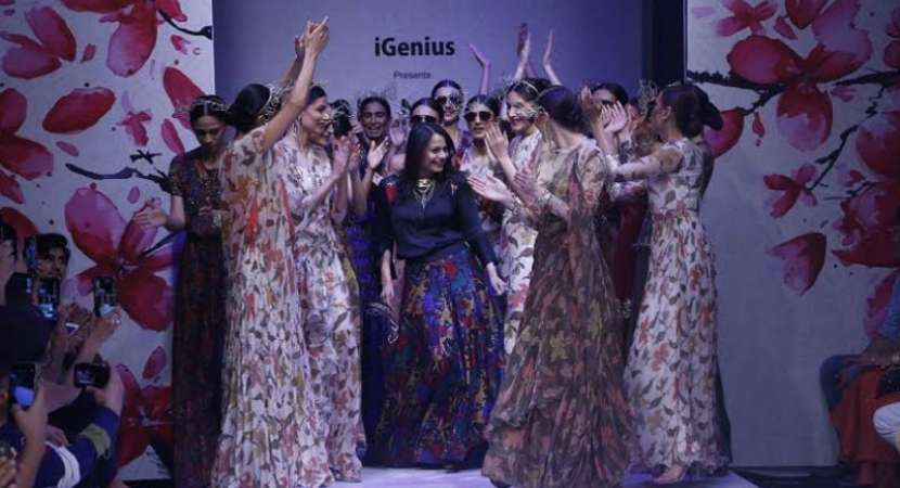 Asian Designer Week 2018: Pallavi rocks Grand Finale