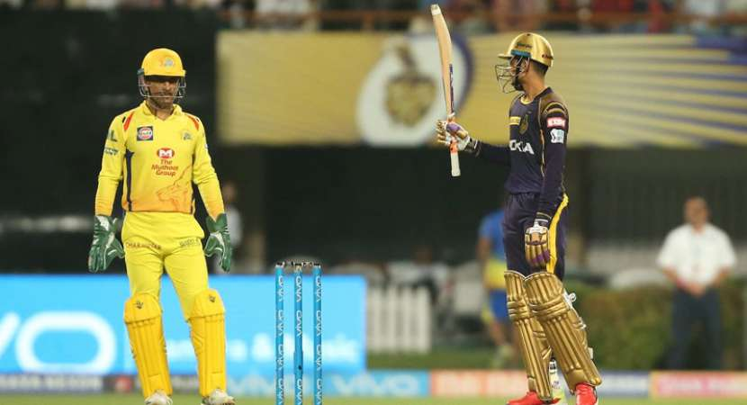 IPL 2018 Match 33 KKR vs CSK