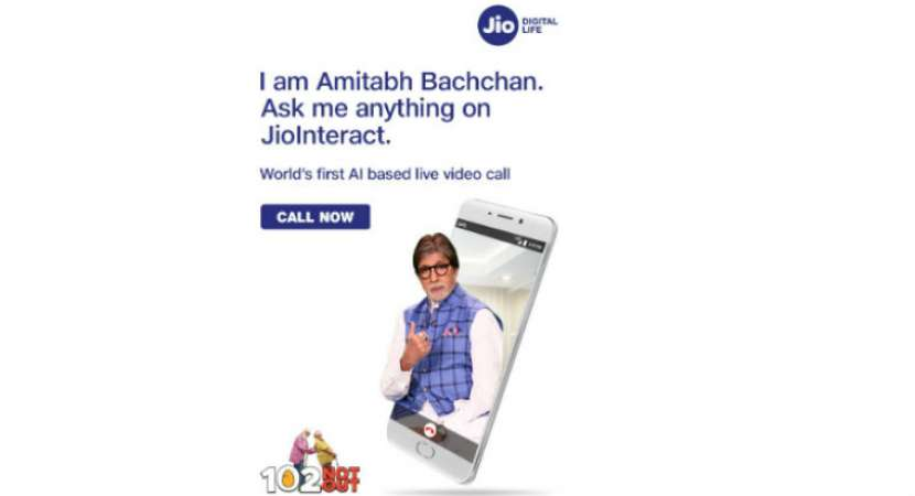 Reliance Jio launches AI based platform - JioInteract