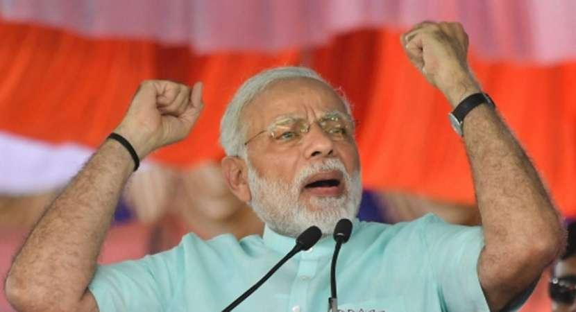Congress ignoring, inulting Dalits: PM Narendra Modi