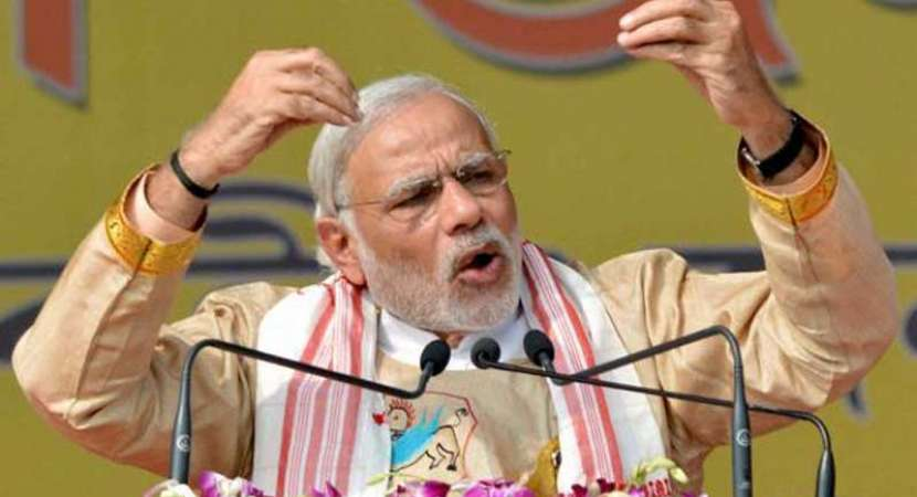 Oppose PM, disrupt parliament - only agendas of Congress: Modi