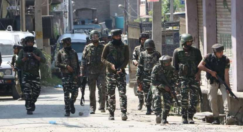 Four killed in Srinagar gunfight, clashes