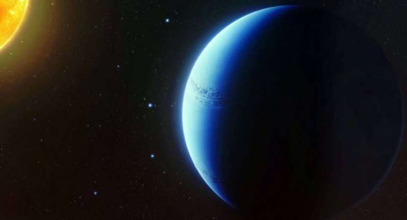 Astronomers have found the closest to us cloudless planet