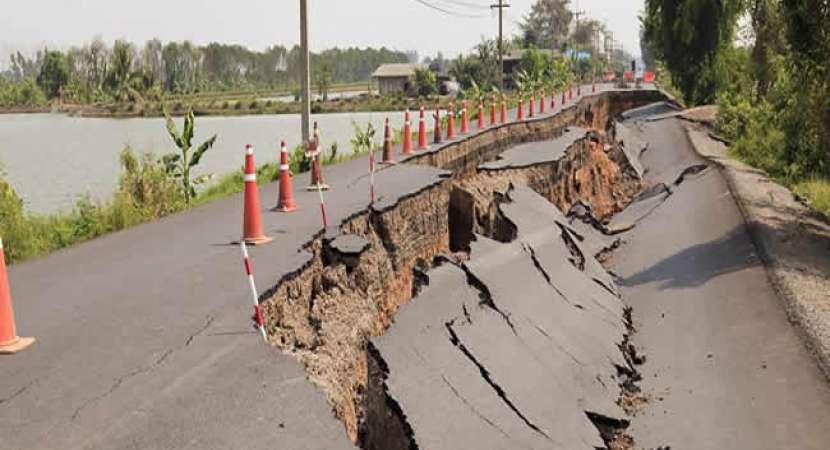 5.5-magnitude natural disaster hits Pakistan's capital Islamabad