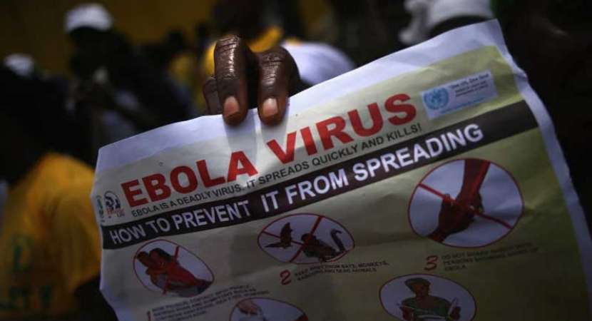 Health workers fear ebola could spread from Congo